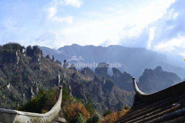 Autumn in Zhangjiajie