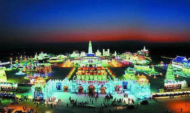China's Best Tourist Destinations Recommended in January, 2015