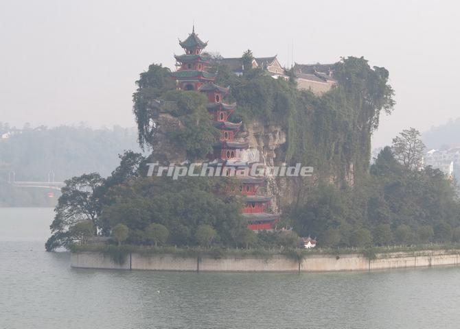 Shibaozhai Pagoda China